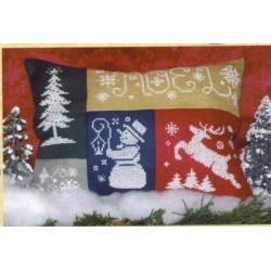 1 COLOR HOLIDAY MINIS PILLOW Waxing Moon Designs
