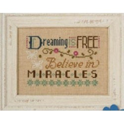 3 Little Words Dreaming Is Free F153 Lizzie Kate
