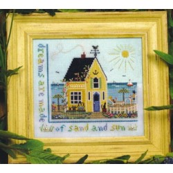 BEACH COTTAGE Victoria Sampler