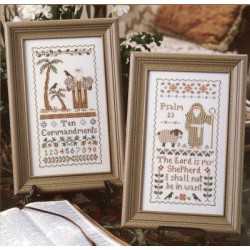 Beloved Bible Story Samplers Leisure Arts
