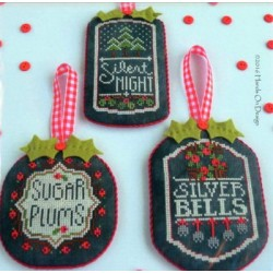 CHALKBOARD ORNAMENTS CHRISTMAS COLLECTION PART THREE Hands On Design