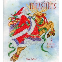 Christmas Treasures Annies Cross Stitch