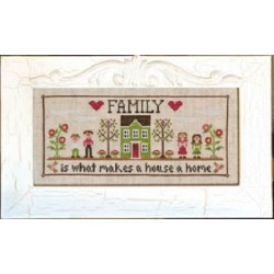 FAMILY HOME Country Cottage Needleworks