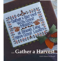 GATHER A HARVEST Hands On Design