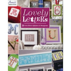 Lovely Letters Annies Cross Stitch