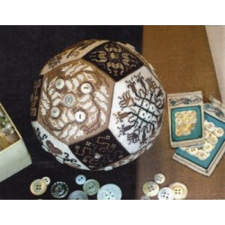 Quaker Button Ball The Amaryllis Artworks