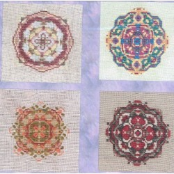 Seasons The Mandala Series Carolyn Manning Designs