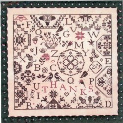 SIMPLE GIFTS THANKS PRAISEWORTHY STITCHES