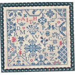 Simple Gifts Faith Praiseworthy Stitches