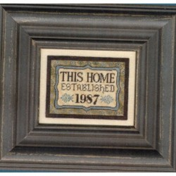 THIS HOME Erica Michaels Needleart