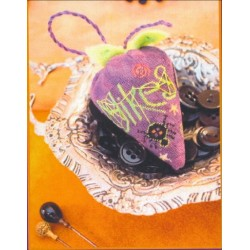 YIKESBERRY SILK BERRY COLLECTION Erica Michaels Needleart