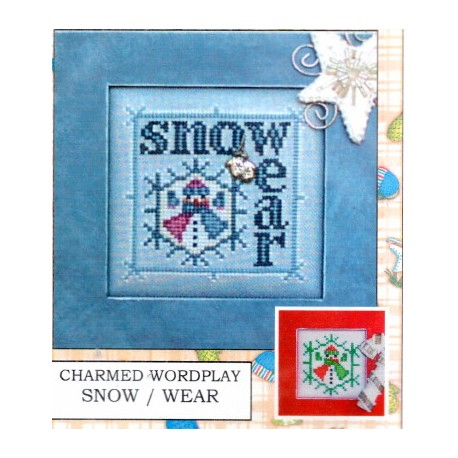 Charmed Word Play Snow Wear Kays Frames