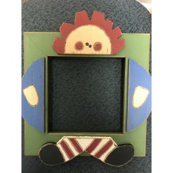Raggedy Ann 5 in by 5 in Mount Forest Frame
