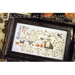 Hallows Eve at Ravens Hallow With Thy Needle and Thread