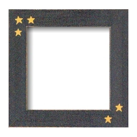 Mill Hill Star Frame