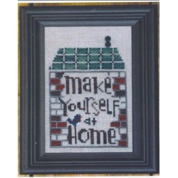 Snapper Welcome to Our Home Series Make Yourself at Home Bent Creek