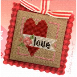 Merry Making Mini Floral Heart HIH 408 Heart In Hand