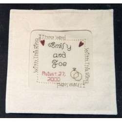 Stitch a Gift Wedding Stitch A Gift