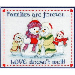 Snow Family Love S410 Xs and Ohs