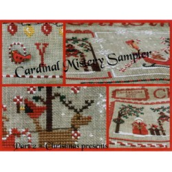 CARDINAL MISTERY SAMPLER CHRISTMAS PRESENTS PART 2 Mani di Donna