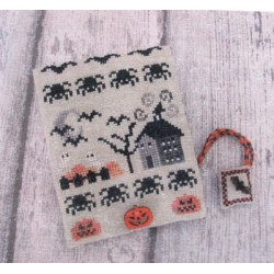 HALLOWEEN MIDNIGHT SEWING SET Mani di Donna