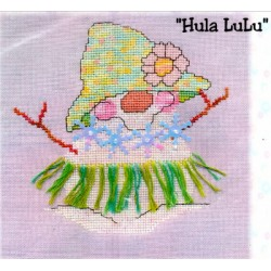 SnowballZ Hula LuLu Carolyn Manning Designs