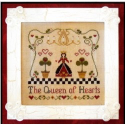 THE QUEEN OF HEARTS Classic Colorworks