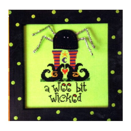 A WEE BIT WICKED Amy Bruecken Designs