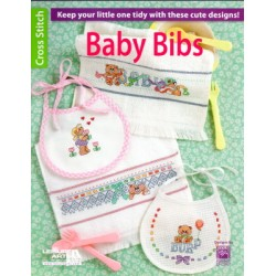 BABY BIBS 6153 Leisure Arts