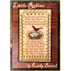 LITTLE ROBBINS Kathy Barrick
