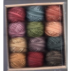 QUAKERS AND DIAMONDS THREAD PACK Rosewood Manor
