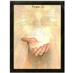 PSALM 23 Cody Country Crossstitch and Crafts