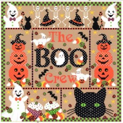 THE BOO CREW Sugar Stitches