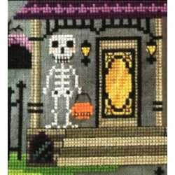 THE HAUNTED MANSION PART 6 ROOM FIVE THE PORCH Tiny Modernist