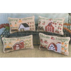SEASONAL HARVEST PILLOWS Mani di Donna