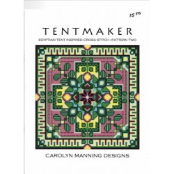 TENTMAKER EGYPTIAN TENT PATTERN TWO Carolyn Manning Designs