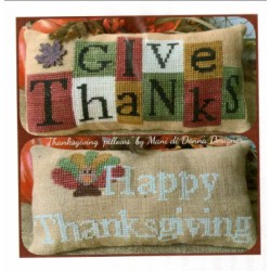 THANKSGIVING PILLOWS Mani di Donna