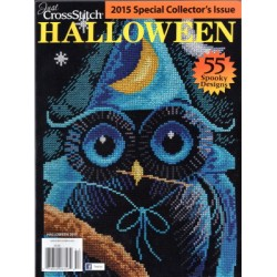 Just Cross Stitch Halloween October 2015
