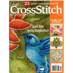 Just Cross Stitch April 2016