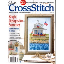 Just Cross Stitch August 2014