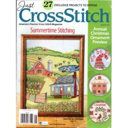 Just Cross Stitch August 2015