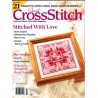 JUST CROSS STITCH MAGAZINE FEBRUARY 2019 Just Cross Stitch