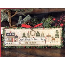 JACK FROSTS TREE FARM PART ONE JACK FROST Little House Needleworks