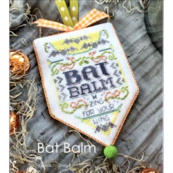 SCARY APOTHECARY BAT BALM Hands On Design