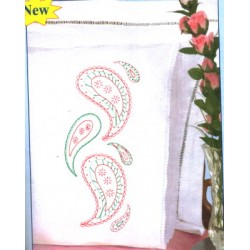 1800 719 paisley pillow cases