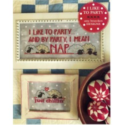I LIKE TO PARTY Amy Bruecken Designs