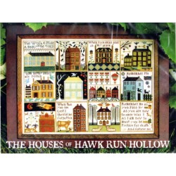 THE HOUSES OF HAWK RUN HOLLOW Carriage House Samplings
