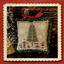 JACK FROSTS TREE FARM PART THREE FAMILY FUN Little House Needleworks