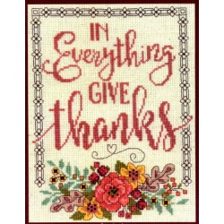 GIVE THANKS FLORAL Imaginating