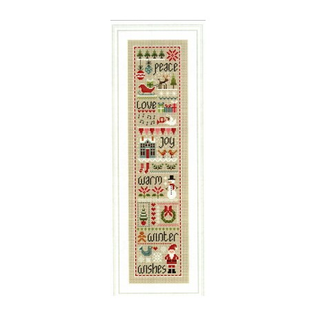 CHRISTMAS WISHES Little Dove Designs